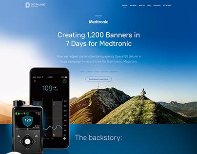 Medtronic - Digitaland Case