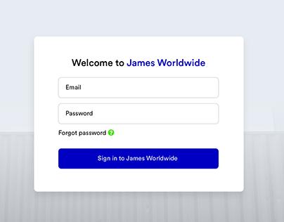 James World Wide Portal