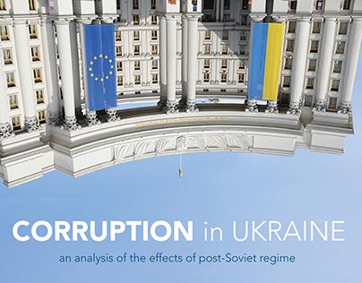 Corruption in Ukraine