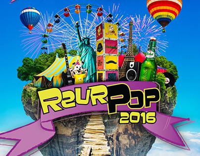 Reurpop 2016 Poster