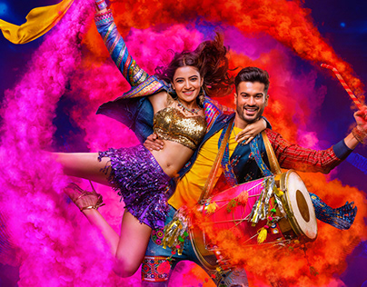 First Look poster for Bhangra Paa Le Movie