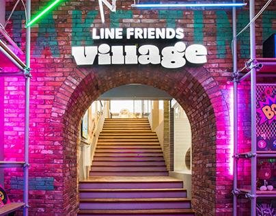 LINE FRIENDS x inkids Theme Park in Hangzhou, China