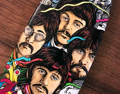 The Beatles - Illustration
