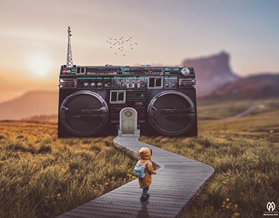 Home Radio | Manipulate