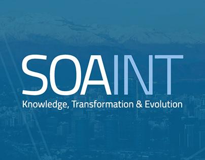 Plantilla de presentación de PowerPoint SOAINT
