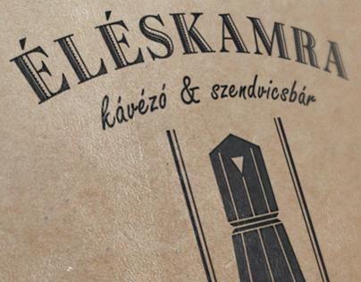 ÉLÉSKAMRA Coffee & Sandwich bar