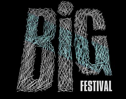 Affiche du Big Festival