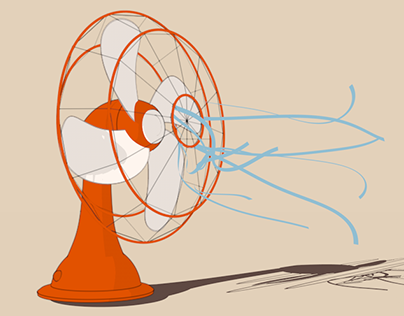 Desk Fan