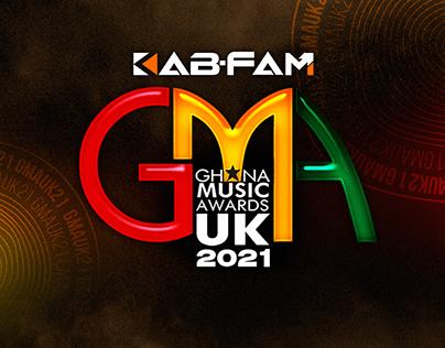 Kab-fam Ghana Music Awards UK 2021