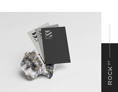 ROCK IT flexible | logo book