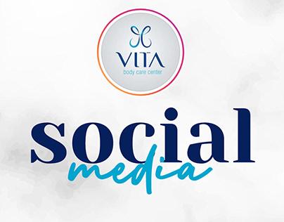 Vita Body Care Center | Social Media