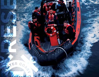 U.S. Coast Guard Wall Poster Redesign