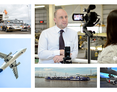 Airbus Comms Video Production