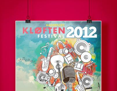 Kløften Festival Poster