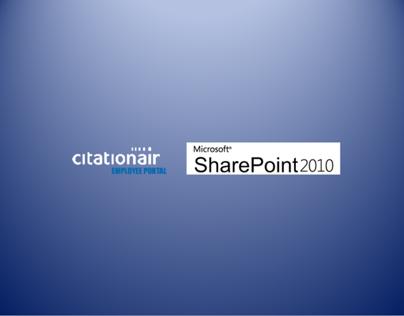 CitationAir SharePoint 2010 Portal Video