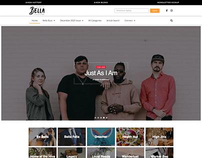 Palmetto Bella Website Design
