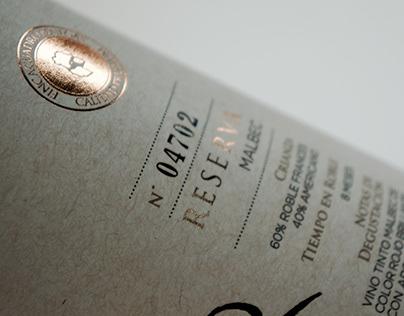 Reflejo Wine | Packaging
