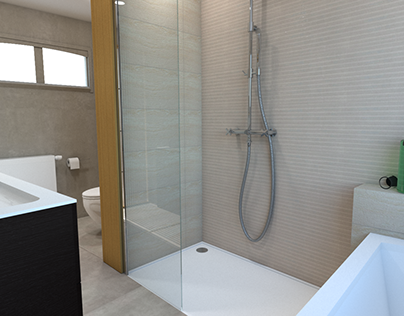 Projet de salle de bain