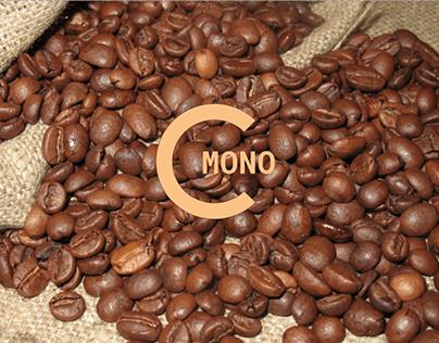 Design concept of online coffee shop