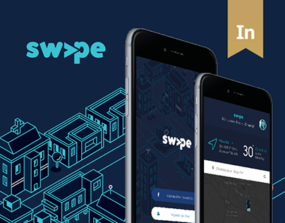 Swipe Right, Get a Ride – Ford Smart Mobility