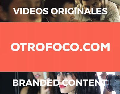 Otrofoco.com - Diseño y Contenido Audiovisual