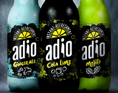 ADIO - Branding