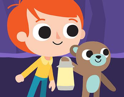 Game design for kids