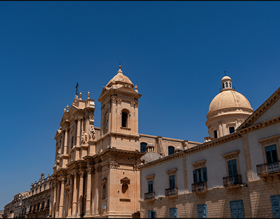 Sicily 2020 - Noto and some of its baroque...