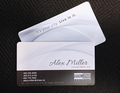 Business Card Design & Branding