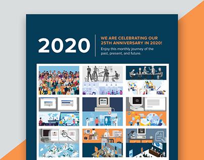 Medscape 2020 Calendar