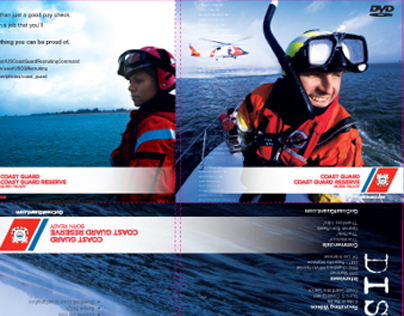 U.S. Coast Guard Print Design
