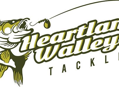 Heartland Walleye Tackle Logo