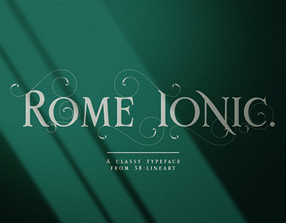 Rome Ionic