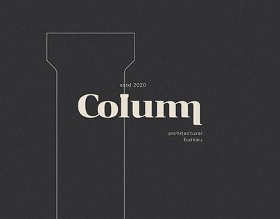 COLUMN brand identity