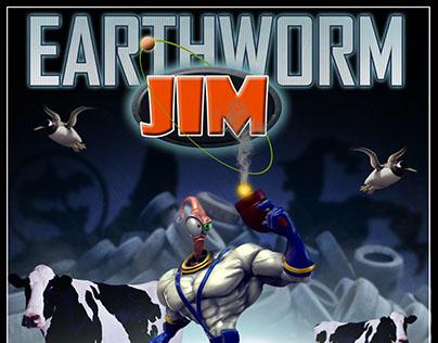 Earthworm Jim: The Movie
