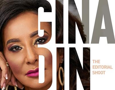 GINA DIN | The Editorial Shoot