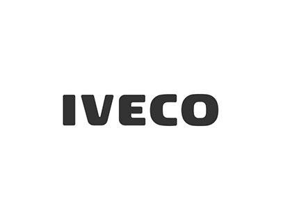 IVECO · Print ads