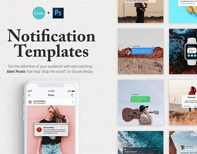 Notification Templates for Instagram