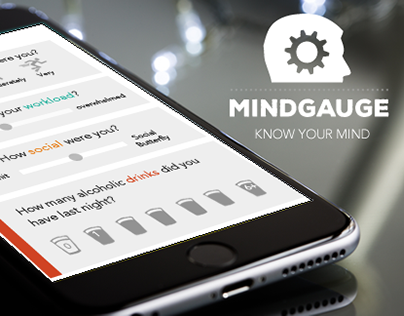 Mindgauge - Emotion tracking app