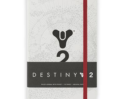 Destiny Journals and Sketchbooks