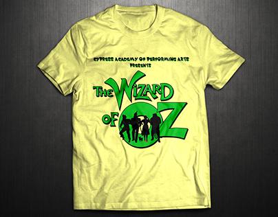 Cypress Academy Cast Shirts