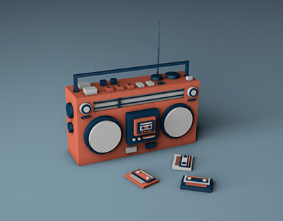 Boombox Abduction