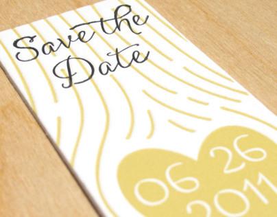 Wedding Invite Redesign