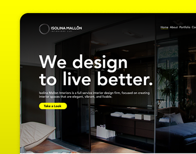 Site Redesign · Isolina Mallón LLC®