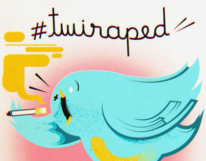 #TWIRAPED