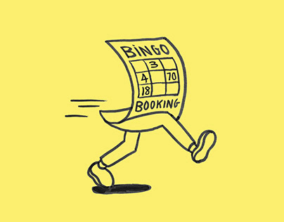 BINGO BOOKING