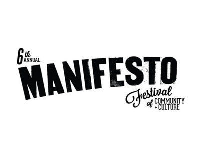 6th Annual Manifesto Festival | Branding & Identity