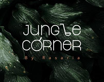 jungle corner branding