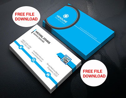 Free Business Card (Freebie)