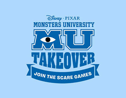 Monsters University Takeover - Club Penguin